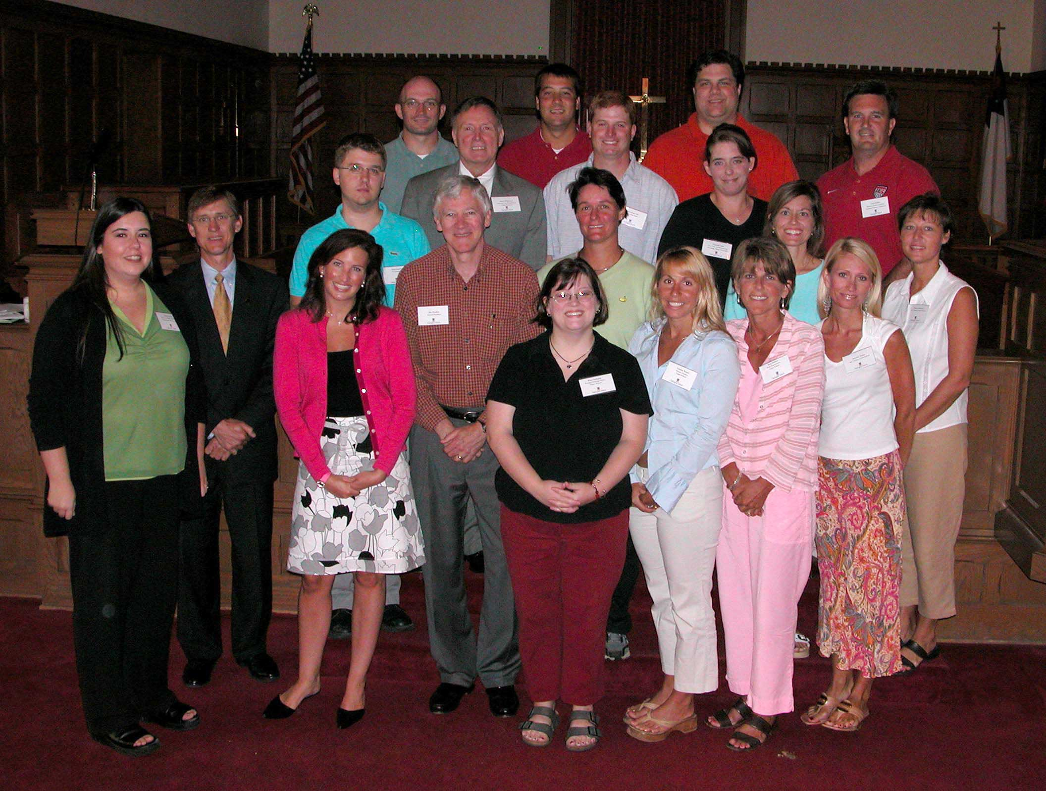Darlington School: Getting to know new faculty and staff members