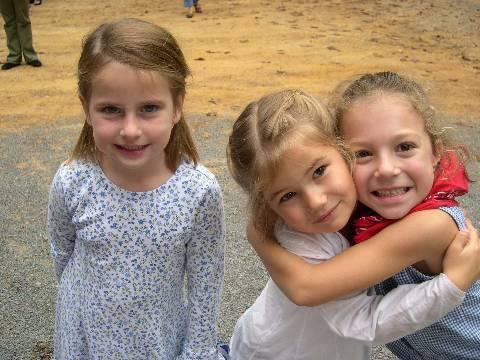 Darlington School: Cox-Kinney Cubs visit Possum Trot!