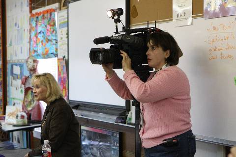 Darlington School: Fourth-Grade to be on Television