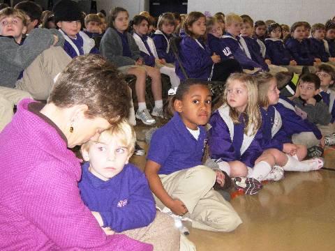 Darlington School: 11 Alive Weather at DLS
