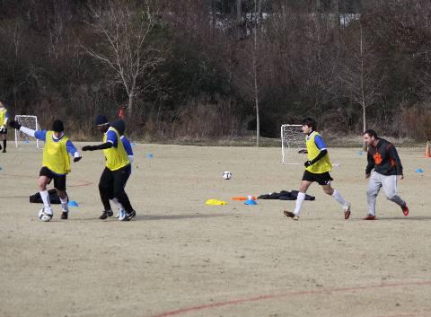 2448ef1a5 Darlington School Soccer Academy participates in the Concorde Fire College  Combine