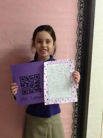 Darlington School: Second Grade Writing Project