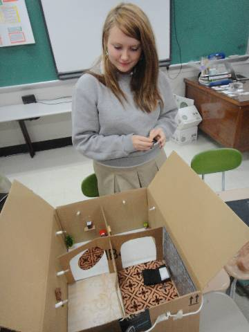Remarkable Darlington School Electric House Project In Physics Wiring 101 Vieworaxxcnl