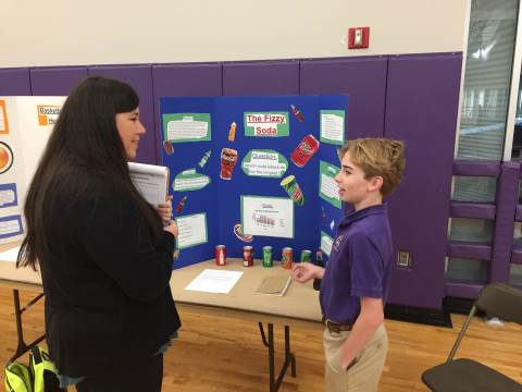 Darlington School 5th Grade Science Fair
