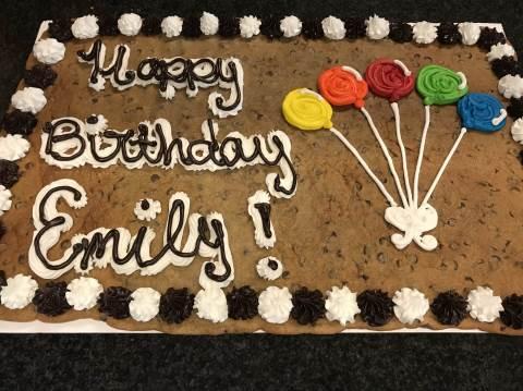 Amazing Darlington School Happy Birthday Emily Funny Birthday Cards Online Alyptdamsfinfo